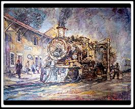 Chemin de Der: The Beirut to Damascus Railroad